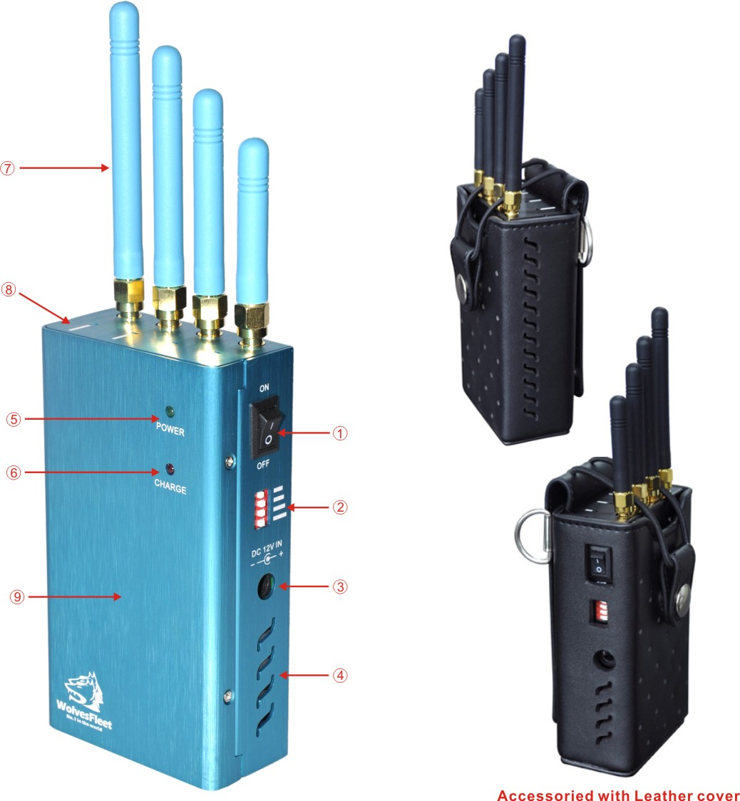 Anti gps jammer - anti drone jamming gps jamming
