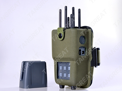 Cell phone jammer TOWONG - cell phone jammer gun